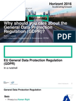Horizont 2016_HPE_Robert Lejnart_ Data Protection GDPR