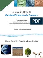 Pablo Rengifo Gestic3b3n Dinc3a1mica de Cuencas