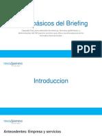 Briefing Para Agencias Mk.