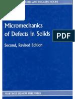 Micromechanics of defects in solids nemat nasser.pdf