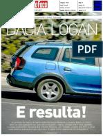 """NOVO DACIA LOGAN MCV STEPWAY 1.5 dCi 90 NO """"AUTOSPORT"""""""