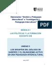 Unidad III Diplomado 2017