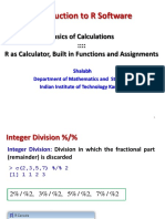 RCourse Lecture5 Calculations