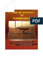 Le Guide de La Planche Et Planche Push Up