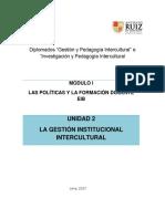 Unidad II Diplomado 2017