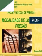 Esc Fab Pregao