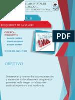 Quimica Sanguinea (1)
