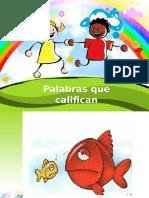 pptclaseadjetivos 3º
