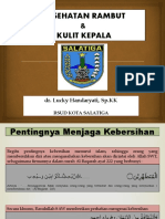 PPT DR.LUCKY,SP.KK