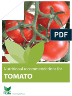 Nutrition recommendations for Tomato by HAIFA.pdf