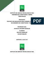 Informe Proyecto Maglev