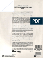 Livro de Técnicas Frank Gambale