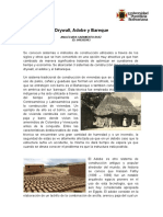 Drywall, Adobe y Bahareque