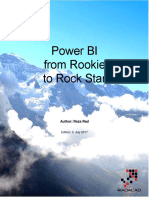 Book_Power BI From Rookie to Rock Star_Reza Rad_RADACAD