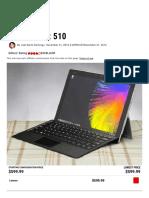 Lenovo Miix 510 Review & Rating | PCMag.com