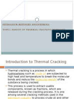 PRE_ppt-Thermal Cracking Design