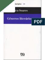 Angélica Soares - Gêneros Literários