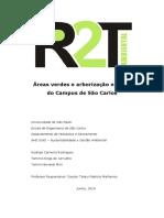 TOP - Áreas Verdes e Arborização Na Área II Do Campus Da USP São Carlos