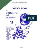 Tecnicas Escoteiras - Gadgets n Dodges.pdf
