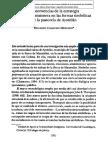 Sobrevivencias de La Estrategia Educativa - Camacho, Eduardo