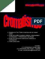 Aula cromatismos