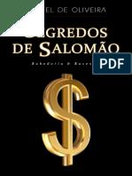 Daniel de Oliveira – Segredos de Salomão