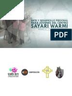 Arte y Desarrollo Personal Centro Sayari Warmi Cochabamba Agosto%2c 2017