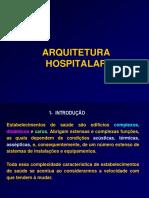 Aula_09 - Arquitetura Hospitalar 2014