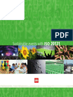 Sustainable Events Iso 2012