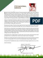 Petunjuk Teknis Pramuka Peduli Pelestarian Lingkungan Hidup