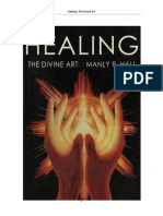 Manly P. Hall - Healing - The Divine Art (1972)