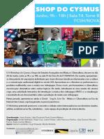 Programa e Brochura - II Workshop CysMus