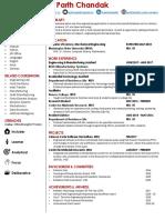 ParthChandak Resume 8.23.17