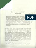 Capítulo 1. La hermenéutica del sujeto. Michel Foucault.