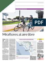 Miraflores Al Aire Libre