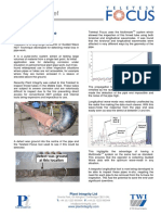 Plant Integrity Case Study Finned Tubes