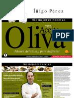 (Ebook - Spanish) Cocina - Iñigo Pérez - Mis Mejores Recetas Con Aceite.pdf