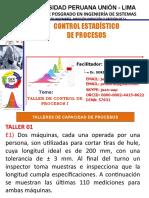 05 s2 Talleres Capacidad de Procesos i
