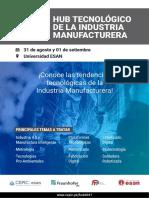Brochure Hub Tecnologia