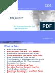 Brio Basics+ Updated