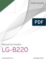 Manual LG B220