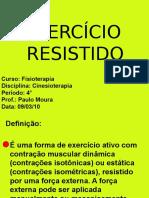 Exercicio Resistido 1