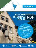 Iili 2016 Jena Programa