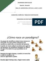 2 Paradigmas de Investigacion
