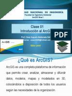 ArcGIS I - Clase 01