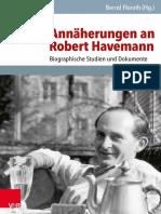 Annäherungen an Robert Havemann
