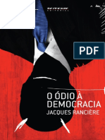 O odio a democracia - Jacques Ranciere.pdf