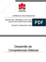 Competencias Basicas
