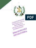 Constitución Política Comentada Definitiva