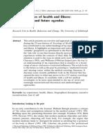 Julia-2003-Sociology of Health & Illness